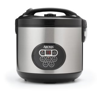 Aroma 20-cup Cool Touch Rice Cooker