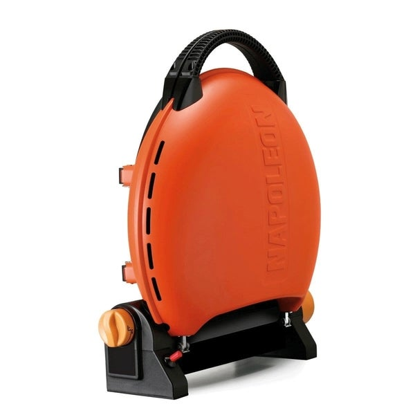 Napoleon TQ2225PO Orange Portable Propane Gas Grill