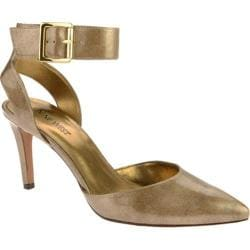 Women's Nine West Callen3 Taupe Synthetic