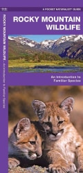 Rocky Mountain Wildlife: A Folding Pocket Guide to Familiar Species (Paperback)