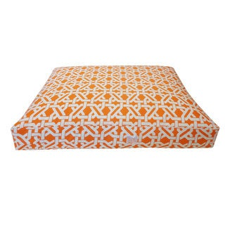 Istanbul Orange Small Pet Bed