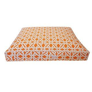 Istanbul Orange Small Pet Bed