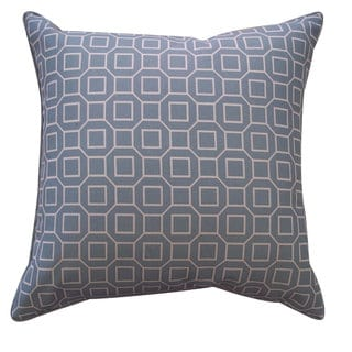 20 x 20-inch Hexagon Robin Outdoor Throw Pillow