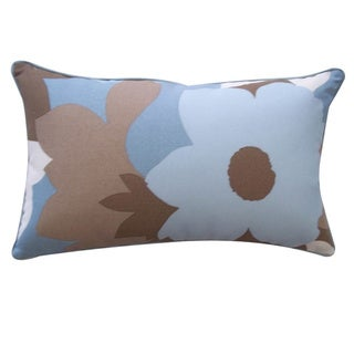 Marigold Robin Outdoor Throw Pillow