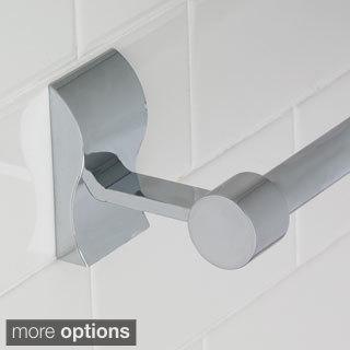 Modern Wave Towel Bar