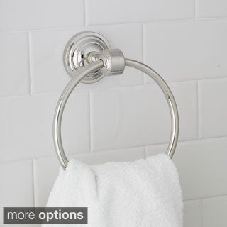 Emily Modern Towel Ring