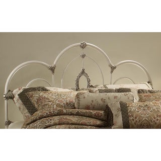 Gracewood Hollow Melville Metal Headboard