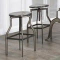 Burton Metal Fully Assembled Adjustable Stool