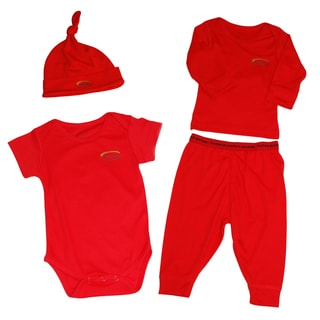 Halo Cherry Technical Comfort System Bodysuit Set