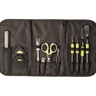 CGull 12-piece Premium Tool Kit, Black or Pink