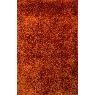 Somette Soleil Orange Area Rug (5' x 8')