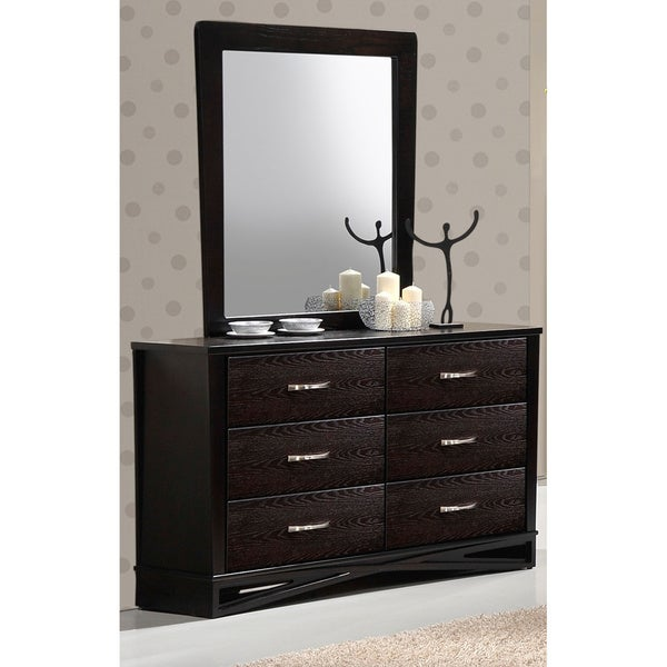 Fairmont Dark Walnut Dresser