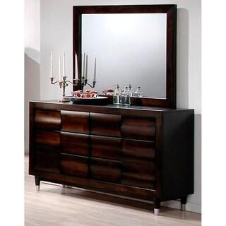 Hampton Antique Mahogany Dresser