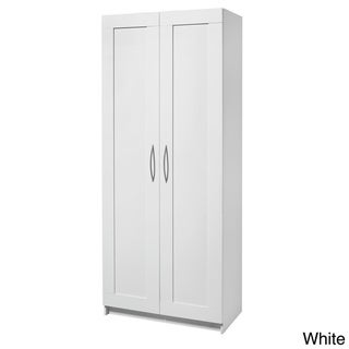 Akadahome 72 Inch 5 Shelf Storage Cabinet Overstock Shopping Top Rated Akadahome Kitchen