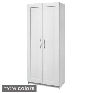 akadaHOME 72-inch 5-shelf Storage Cabinet