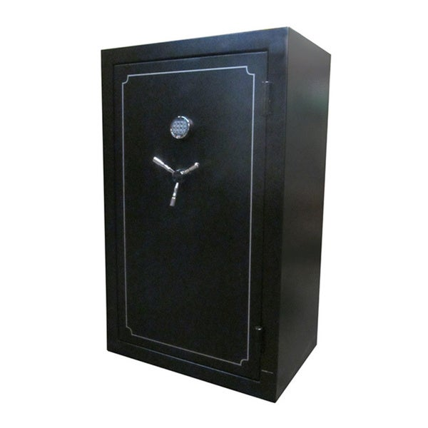 Wilson Safe Black Electronic Gun Safe