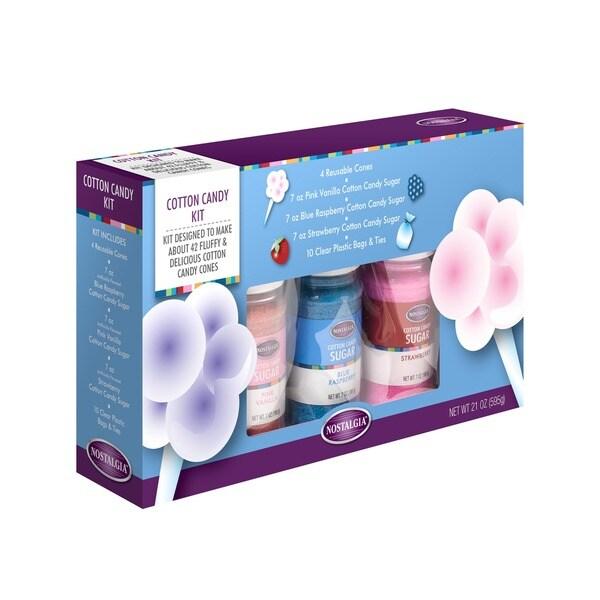 Nostalgia FCK800 Cotton Candy Party Kit 13210746