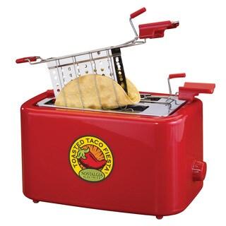 Nostalgia Electrics BTS200 Fiesta Series Baked Taco Shell Toaster