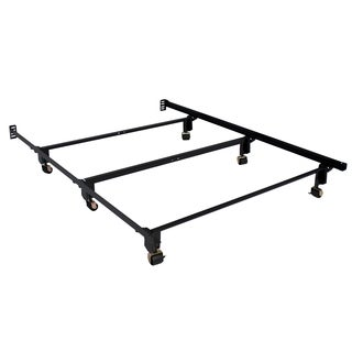 Serta Stabl-Base Ultimate Bed Frame Full with Wheels