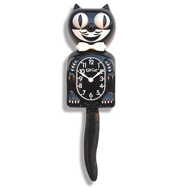 Classic Kit-Cat Wall Clock