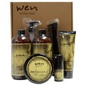 review detail Wen Sweet Almond Mint 5-piece Hair Care Kit
