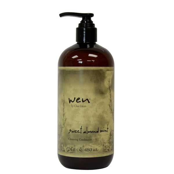 The WEN Sweet Almond Mint Re Moist Hair Treatment is a universal treatment to maintain healthy hair, providing moisture, shine, and nutrients that will leave your hair feeling soft, silky, lustrous, and .