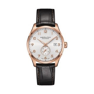 Hamilton Men's H42575513 Jazzmaster Maestro Rose Gold Watch