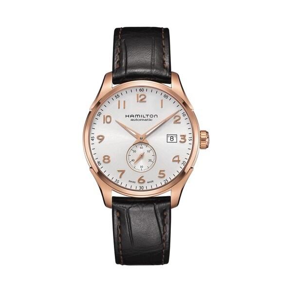 Hamilton Men's H42575513 Jazzmaster Maestro Rose Gold Watch