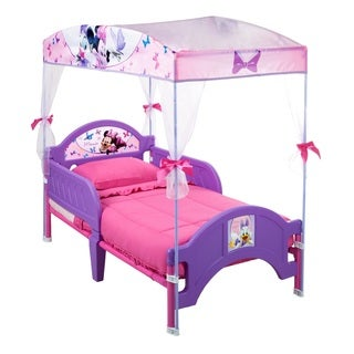 Delta Minnie Mouse Canopy Bed