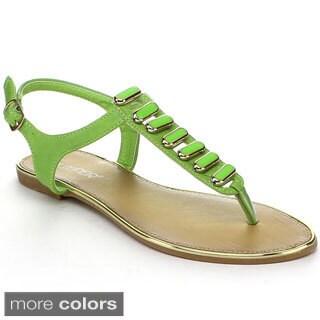 BUMPER RINCON04 Women's T-strap Sandal