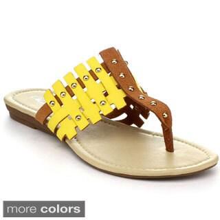 Bumper 'Jimmy01' Women's Slip-on Sandals