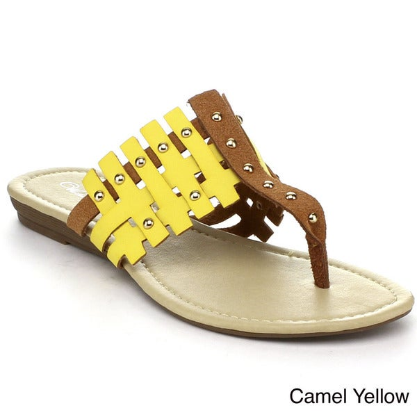 Bumper 'Jimmy01' Women's Slip-on Sandals