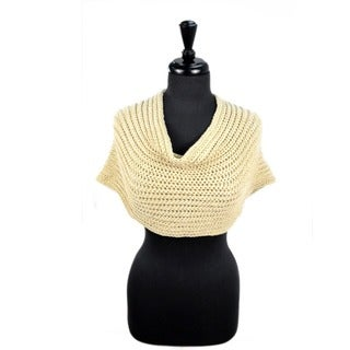 LA77 Knitted Infity Scarf