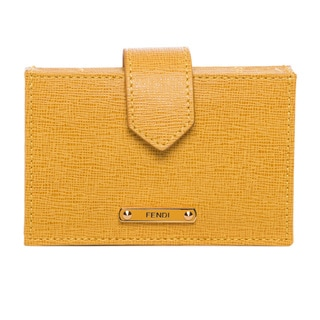 Fendi Accordion Card Case