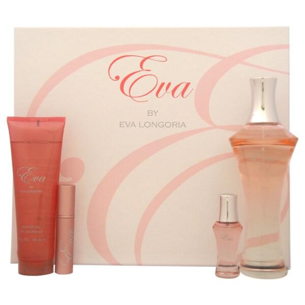 Eva Longoria Eva Women's 4-piece Gift Set