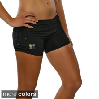 Yoga City Women's 'Miami' Active Shorts