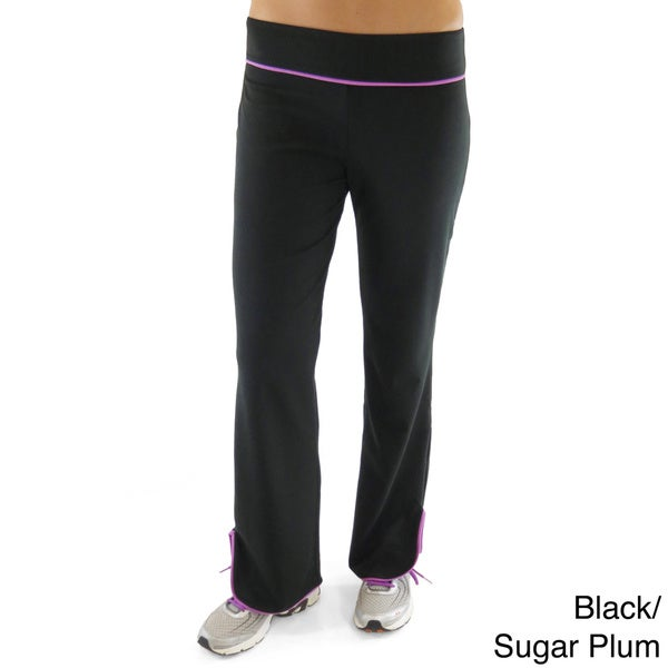 Ryka Reflect Women's Relaxed Fit Moisture Wicking Athletic Pants