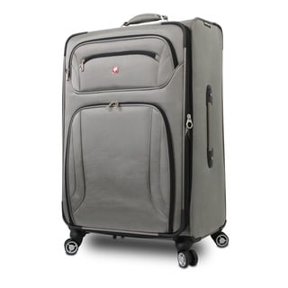 Wenger Zurich 28-inch Large Expandable Spinner Upright Suitcase