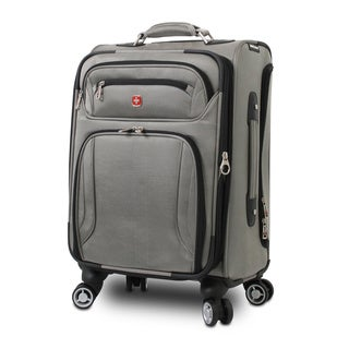 Wenger Zurich 20-inch Expandable Carry On Upright