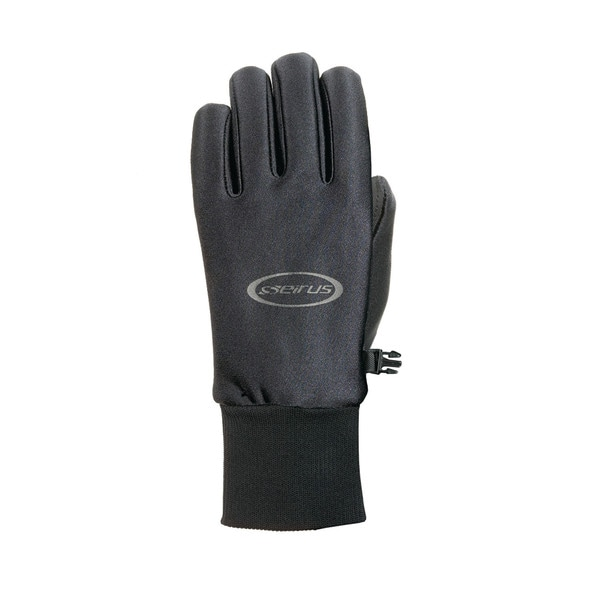Seirus Ladies Black All Weather Gloves