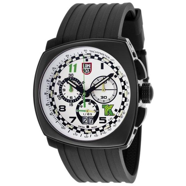 Luminox Men's Tony Kanaan Limited Edition Chronograph Watch