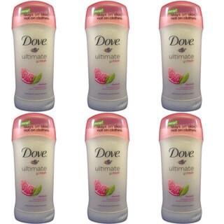 Dove Ultimate Go Fresh Revive Pomegranate and Lemon Verbena Deodorant (Pack of 6)