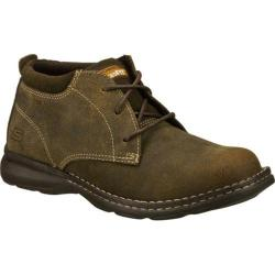 Men's Skechers Relaxed Fit Olden Serno Brown