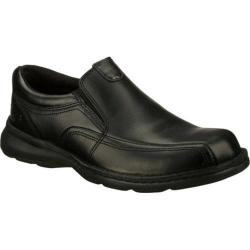 Men's Skechers Relaxed Fit Olden Silmaro Black