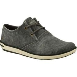 Men's Skechers Relaxed Fit Spencer Leandro Black/Gray