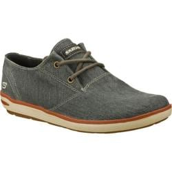 Men's Skechers Relaxed Fit Spencer Leandro Navy