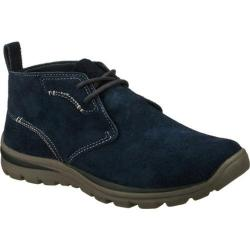 Men's Skechers Relaxed Fit Superior Up Word Navy