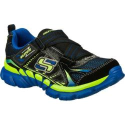 Boys' Skechers Tough Trax Quads Black/Blue