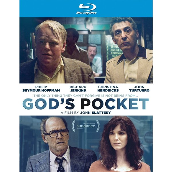 God's Pocket (Blu-ray Disc) 13214187