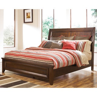 Signature Design by Ashley Holloway Brown King-size Bed